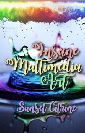 INSANE MULTIMEDIA ART by SunsetLovesYoshi