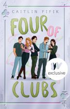 Four of Clubs | ✓ by CAITLlN