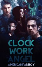 Clokwork Angel ↯ Teen Wolf (2) by AmericanFanboy