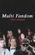 Multi-Fandom [Gif Series] by motleymeddows