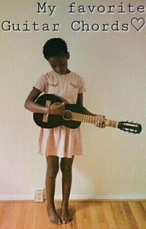 My Favorite Guitar Chords♡ - Give me Love/Ed Sheeran - Wattpad