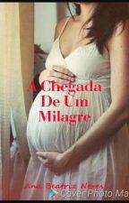 A Chegada De Um Milagre by Bia_Jah