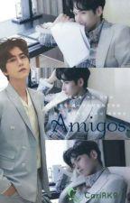Amigos [KyuWook] by CaroleinLandaeta