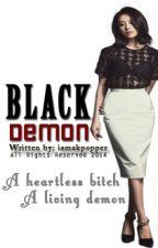 BLACK DEMON ♔[ON HOLD] by iamakpopper