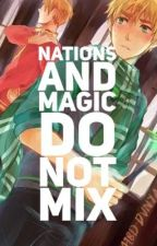 Nations and Magic Do Not Mix || Pottertalia by Madsinator
