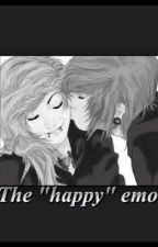 """The """"happy"""" emo by KaylieVincent"""