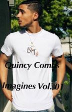 Quincy Combs Imagines Vol. 01 by Iceyyyy__