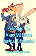 Zootopia: Te Amo Mi Linda Coneja 2 (Nicudy) by Hiro-Uzumaki