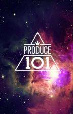 Produce 70•G•B•{Af} by Rayyan_hael01