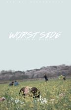 WORST SIDE ✕ Y.MIN by RAPLACE