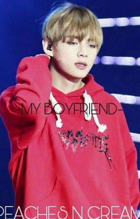 IMAGINE BTS series #1 imagine Taehyung as your boyfriend