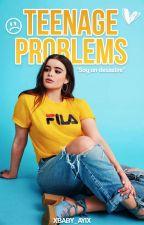 Teenage Problems © |njh| by xBaby_Ayix