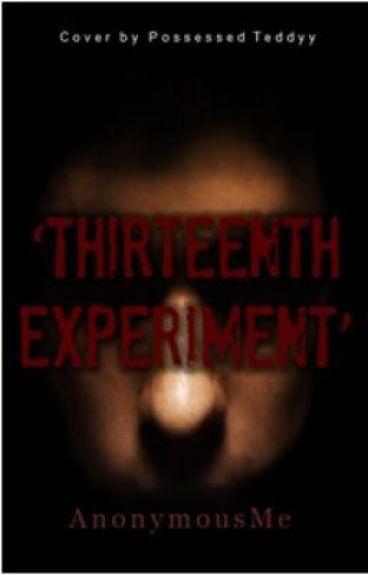 Thirteenth Experiment~ Teaser Trailer
