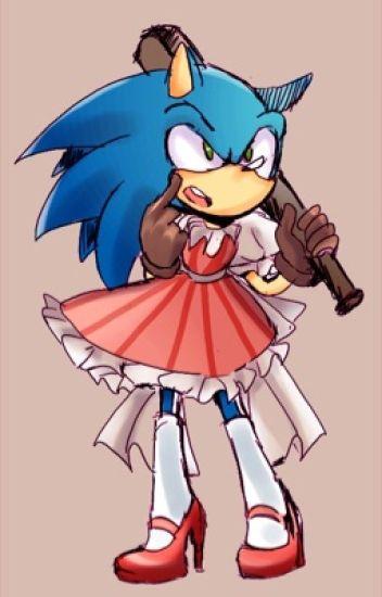 Sonic yaoi (sonic uke) - Sonthicc - Wattpad