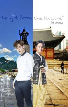 The girl from the future [Mingyu X Reader fanfic] by Lee_Mina2