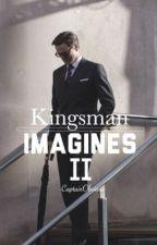 Kingsman: The Secret Service Imagines II by -CaptainObvious-