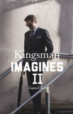 Kingsman: The Secret Service Imagines II by -Interstellarflare-