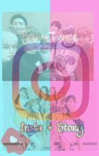Insta+Story ♦BangTwice♦ by Hanziko1906
