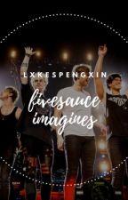 Fivesauce Imagines || 5SOS by lxkespengxin
