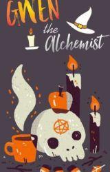 Gwen the Alchemist by lamescribbler