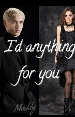 I WILL DO ANYTHING FOR YOU - a Harry Potter fanfiction by La_fille_du_placard