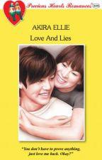 Love And Lies (Published Under PHR) by RatedGRN