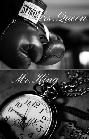 Mrs.Queen and Mr.King time by Mrs-Haynes16