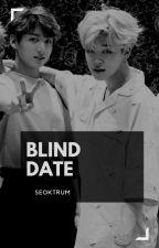 blind date |  jk+jm by hoszeok