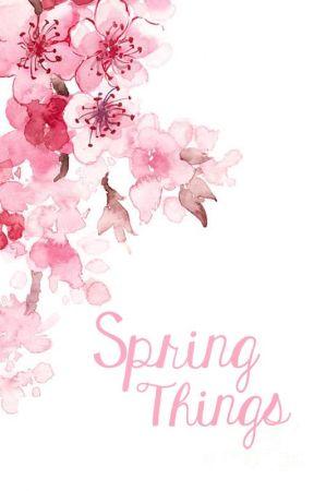 Spring Things by SpringKolors