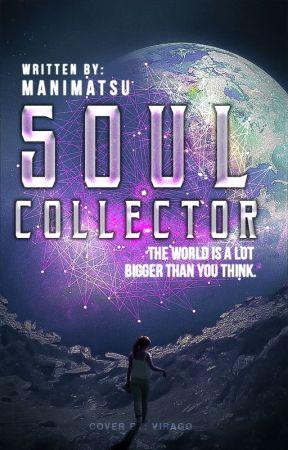 Soul Collector 🌌 Spirits Series #1 by Manimatsu