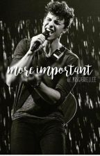 More important   Shawn Mendes by mrsgabriellee