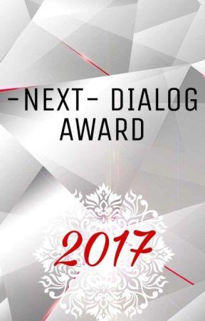 -Next- Dialog Award  by -Next-