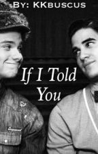 If I Told You (Klaine) by Cursed_Or_Not
