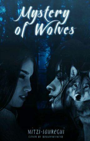 Mystery Of Wolves by anxietyspacetartdark