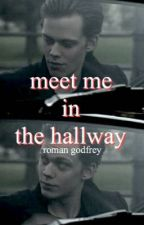 meet me in the hallway ; r.g ; hemlock grove by kittenmewlings