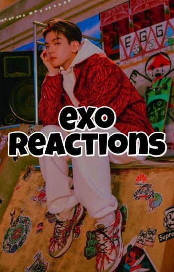 EXO Reactions ♡