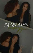 BLACKGIRLMAGIC FACECLAIMS. by playbratz