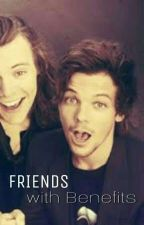 Friends With Benefits || Larry by loveubluelou