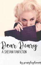 dear diary | shefani by SenpaiLizzy
