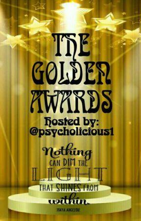 The Golden Awards by TheGoldenAwards2k17