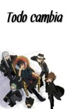 Todo Cambia  by YueChan083