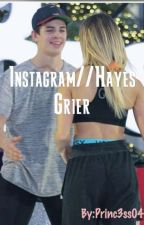 Instagram//Hayes Grier by Princ3ss04