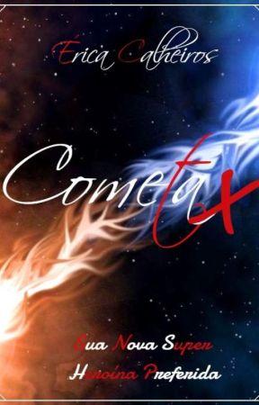 Cometa X by kyynha3000