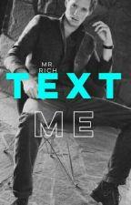 Text Me || Eddie Redmayne by Pastel_Death