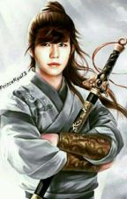 Emperador Cho (KyuMin) (Super Junior) by TintasDeSangre
