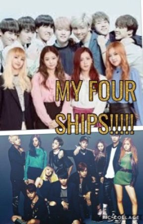 MY FOUR SHIPS (short fanfics aswell) by Amilakarla