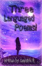 Just 英語 and 日本語 poems。 by GeanshieNeonorie324