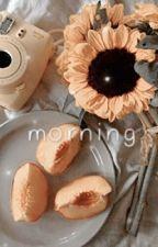 morning ; bts by aniileenh