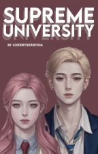 Supreme University by CherryBerry016