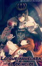 Lo que anhelaba el príncipe by ShineStardust